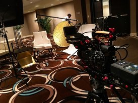 BTS Filming Interviews