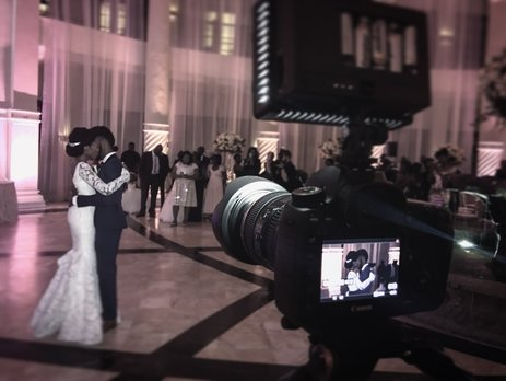Wedding Film at Hotel Colonnade