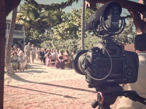 BTS Wedding Film in Islamorada
