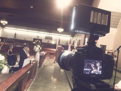 BTS Main Cam Filming Ceremony