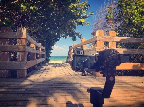 Shooting Short Film