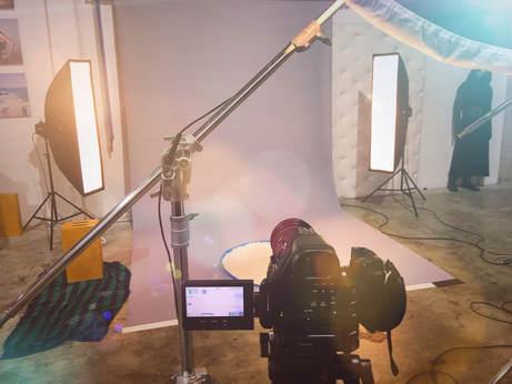 BTS Filming