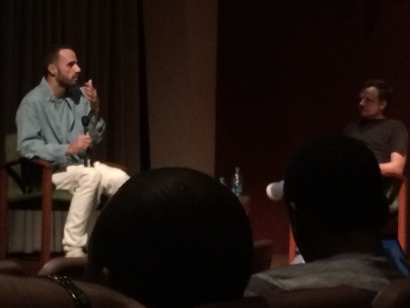 Sebastian Silva Speaking at Sundance Institute ShortsLab Miami